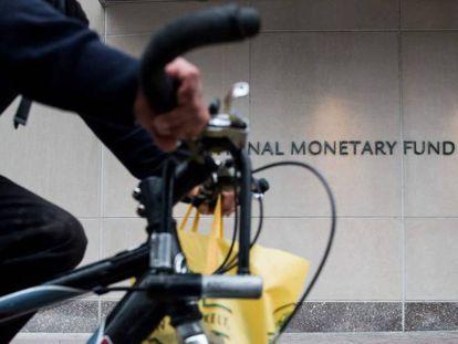 Sede do FMI, em Washington.