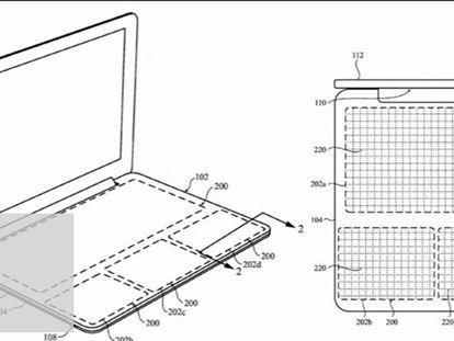 Um laptop da Apple sem teclado?