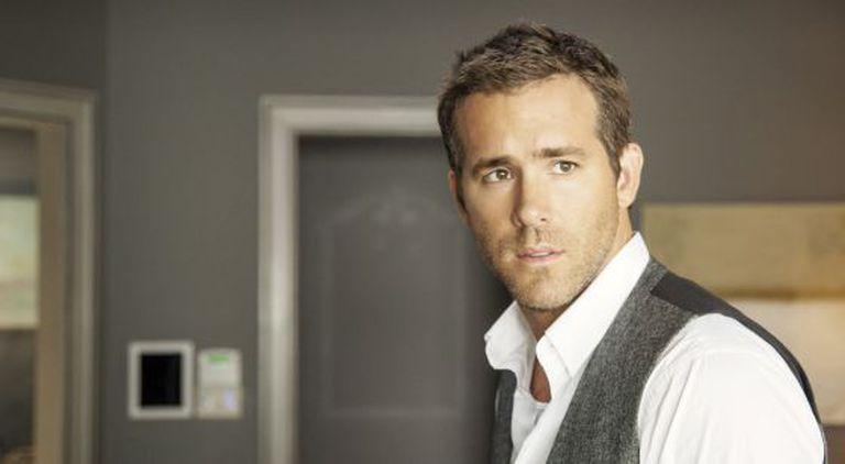 O ator Ryan Reynolds.