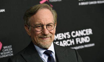 Steven Spielberg em 28 de fevereiro, em Los Angeles.