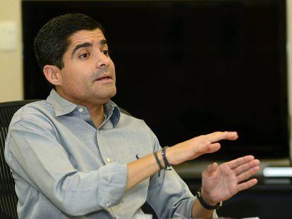 O prefeito de Salvador, ACM Neto.