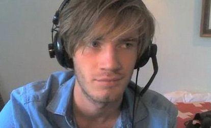 Felix Kjellberg, o Youtuber que ocupa o primeiro local da lista de 'Forbes'