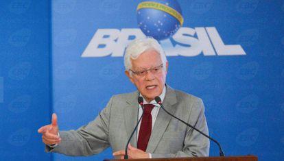 Moreira Franco, que comandará novo ministério.
