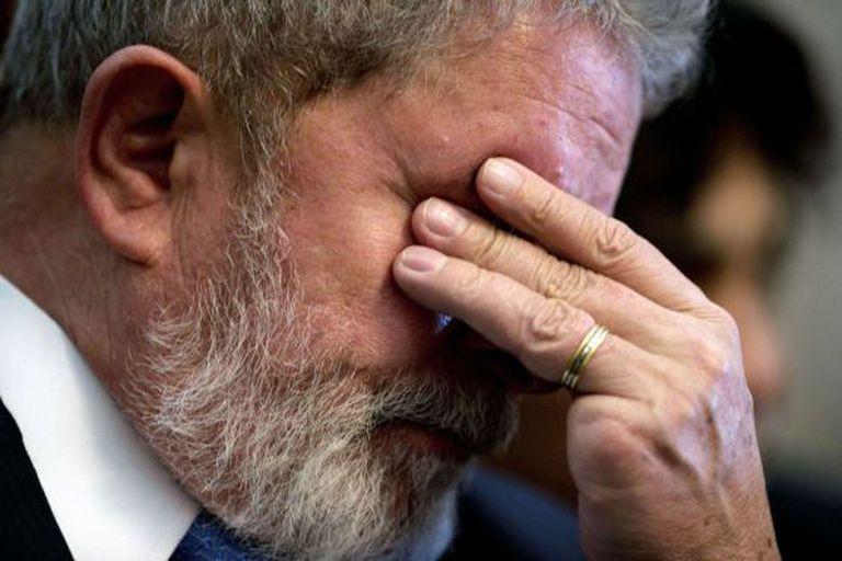 O ex-presidente Lula, em foto de outubro de 2011, que agora é investigado.