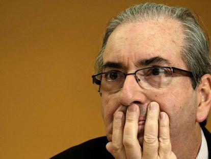 Eduardo Cunha, no dia 16.