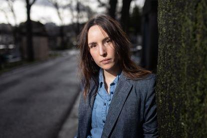 A escritora francesa Victoria Mas.