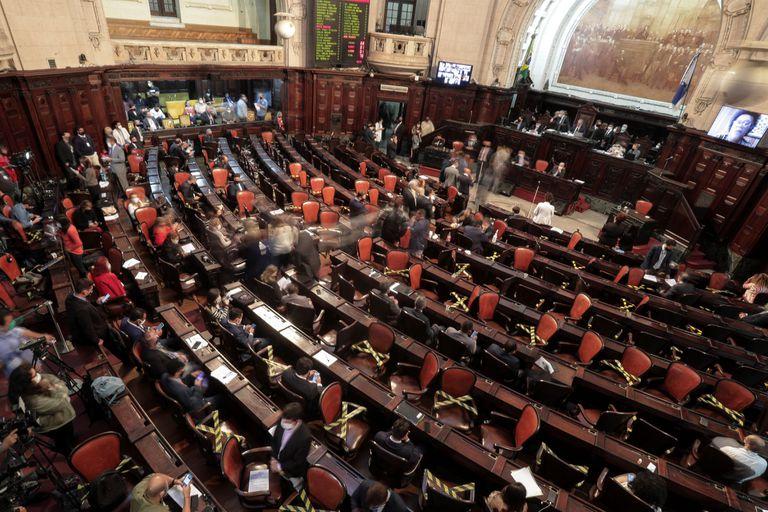 Plenário da Alerj vota nesta quarta-feira, 23 de setembro, o processo de impeachment contra o governador Wilson Witzel.