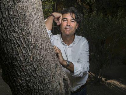 Diego Figueras, em Madri.