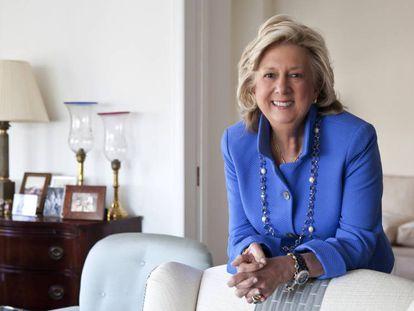 Linda Fairstein, promotora encarregada da investigação do caso do estupro no Central Park em 1989, em foto cedida pela editora Penguin Random House. No vídeo, o trailer da série ''Olhos que Condenam'.