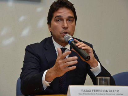 Fabio Cleto, ex-vice-presidente da Caixa