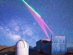 Una estación terrestre china se comunica con el satélite de comunicación cuántica 'Micius'.