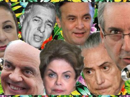 Carta vazada, vinho na cara e reais alados: o Brasil Chatô voltou