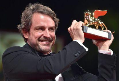 O diretor venezuelano Lorenzo Vigas.