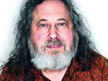 Richard Stallman.