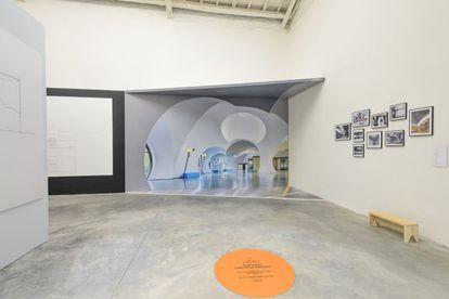 Pavilhão da Espanha na Bienal de Veneza. A proposta busca responder ao tema geral: Interior. O curador é Iñaki Ábalos.