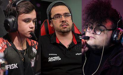 Pancc, MiT e Kake: gamers foram punidos após acusações de abuso sexual.